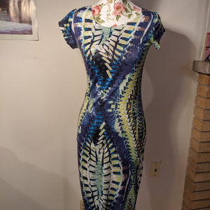 Young Threads (NYC) Funky Dress Size Small NWT